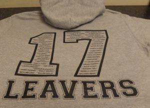 school leavers hoodies wigan
