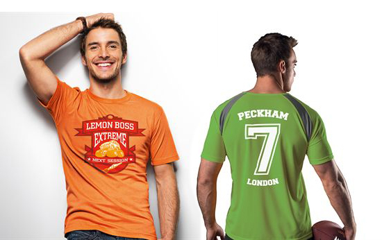 Printed T-Shirts Wigan